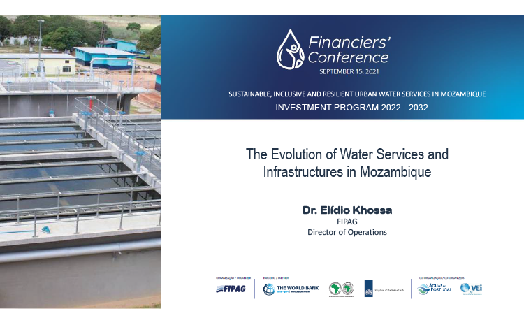 Evolution Of Water Services and Infrastructure in Mozambique
