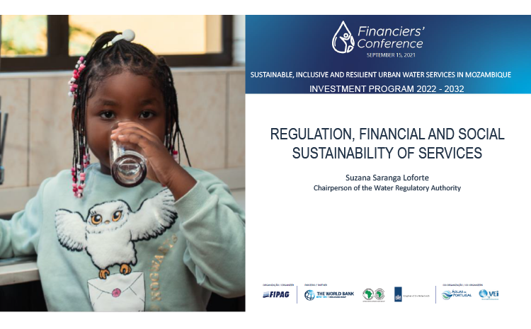 Regulation, Financial and Social Sustainability of Services