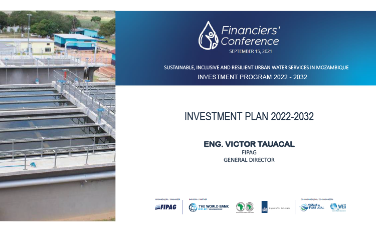 FIPAG'S 10 Year Investment Program (2022-2032)