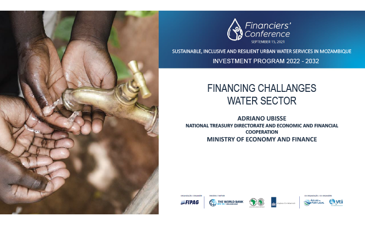 Financing Challanges Water Sector
