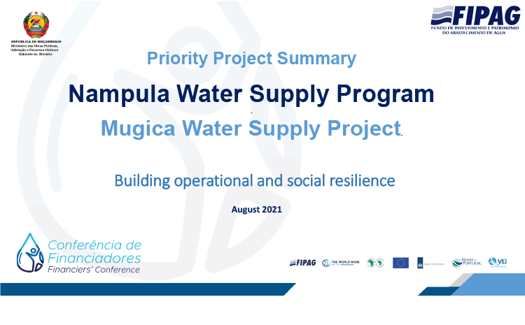 Nampula Water Supply Program