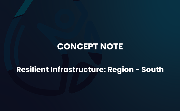Concept Note – South Region