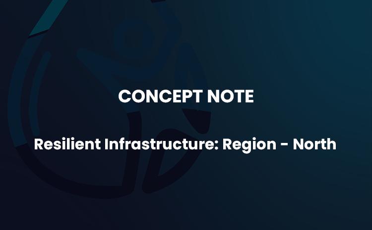 Concept Note – North Region